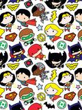 Justice League Chibi Design