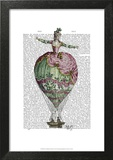 Hot Air Balloon Woman 2