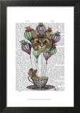 Cheshire Cat Hot Air Balloon