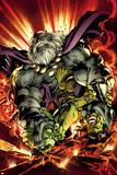 Hulk No 16 Cover  Featuring: Maestro  Hulk