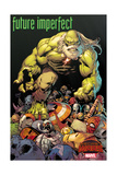 Marvel Secret Wars Cover  Featuring: Hulk