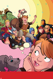 The Unbeatable Squirrel Girl No 1 Cover  Featuring: Squirrel Girl  Thor  Captain Marvel and More