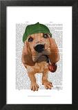Bloodhound Sherlock Holmes