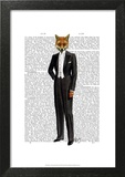 Fox In Evening Suit Full
