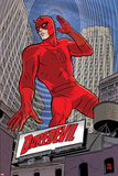 Marvel Knights Presents Cover  Featuring: Daredevil