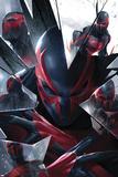 Spider-Man 2099 No 5 Cover