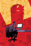 Daredevil No 15 Cover  Featuring: Daredevil  Matt Murdock  Foggy Nelson  Bullseye and More