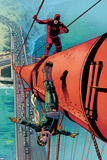 Daredevil No 12 Cover  Featuring: Daredevil  Stunt-Master