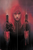 Black Widow No 13 Cover