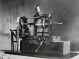 Edison's First Movie Machine  the Kinetoscope  Was a 'Talkie'