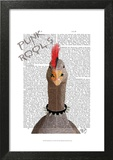 Punk Rock Goose