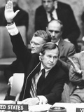 Ambassador George Bush Casts the 2nd US Veto in the United Nations History