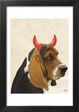 Little Devil Basset Hound
