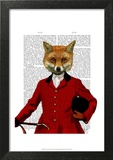 Fox Hunter 2 Portrait