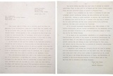 Physicist Albert Einstein's Letter to President Franklin Roosevelt  Aug 2  1939