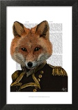 Admiral Fox Portrait