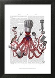 Octopus Fabulous French Chef