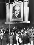 Honor Eva Peron