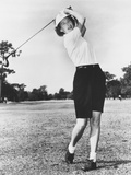 Gloria Fecht  Former Ice Follies Skater Became a Noted Golfer in the 1950s and 1960s