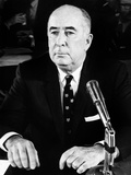 John Mitchell before Senate Judiciary Committee on March 14  1972