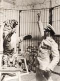 Capt Roman Proske  an Animal Trainer Born in Vienna in 1898