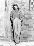Lilli Palmer  Ca Late 1940s