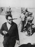 Orson Welles Directing the 1952 Film  'Othello'