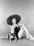 Rhonda Fleming  1950