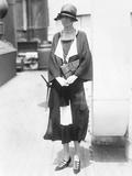 Mrs Vincent Astor Society Leader of New York City  Ca 1926