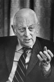 Alistair Cooke  British Journalist  Television Personality  and Broadcaster