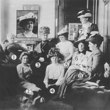 Women Attending the National Convention of the Woman Suffrage Association