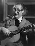 Andres Segovia  Spanish Classical Guitarist