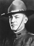 General Hugh Johnson in His World War 1 Brigadier General's Uniform