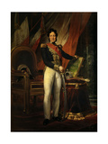 Louis Philippe I  King of France  Holding Charter of 1830