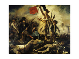 Liberty Leading the People  July 28  1830