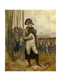 Full Length Portrait of Napoleon I