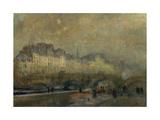 Winter Sun at Paris