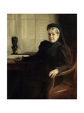 Portrait of Mrs Louis Pasteur  Ca 1900
