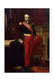 Portrait of Napoleon Iii  1862