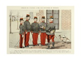 My 28 Days  1896  Speech of the Colonel to the Reserve Officers