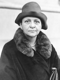 Frances Perkins Was Industrial Commissioner of New York State