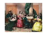 The Family Concert  Ca 1820-55