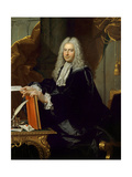Philibert Orry  Inspector General of Finances for Louis Xv  Ca  1738  Studio of Hyacinthe Rigaud