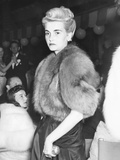 Barbara Hutton  Countess Von Haugwitz-Reventlow  in Palm Beach  Jan 19  1940