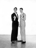 From Left  Dean Martin  Jerry Lewis  1951