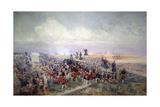 Battle of Fontenoy  1745  Battle of Fontenoy