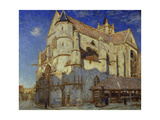 The Church of Moret  1893