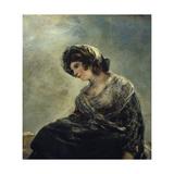 Milkmaid of Bordeaux 1825-1827