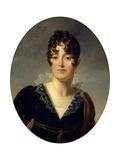 Portrait of Desiree Clary