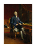 Portrait of Charles Maurice De Talleyrand Perigord  Prince of Benevent  1808